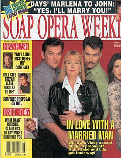 Soap Opera Weekly July 15, 1997