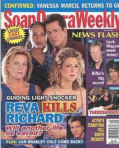 Soap Opera Weekly July 16, 2002
