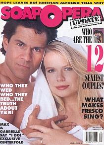 Soap Opera Update July 16, 1990
