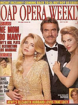 Soap Opera Weekly July 16, 1991