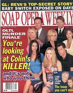 Soap Opera Weekly July 17, 2001
