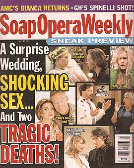 Soap Opera Weekly July 17, 2007