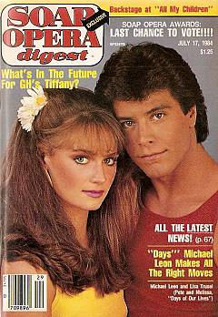 July 17, 1984 Soap Opera Digest