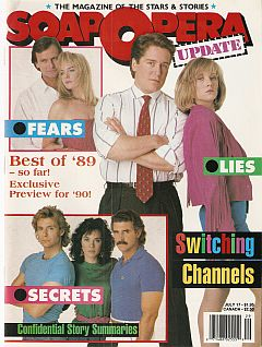 Soap Opera Update - July 17, 1989