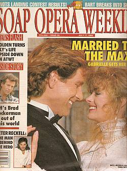 Soap Opera Weekly - July 17, 1990