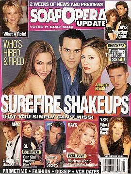 Soap Opera Update July 18, 2000