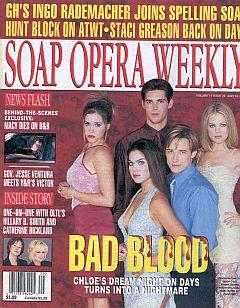 Soap Opera Weekly July 18, 2000