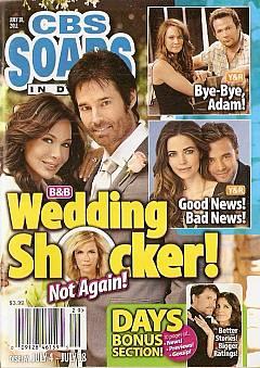 CBS Soaps In Depth July 18, 2011