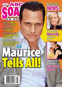 ABC Soaps In Depth July 18, 2016