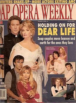 Soap Opera Weekly July 18, 1995
