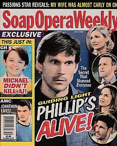 Soap Opera Weekly July 19, 2005
