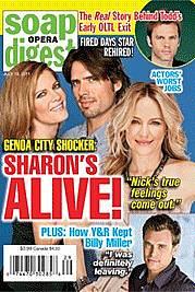 Soap Opera Digest July 19, 2011