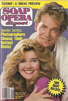 July 19, 1983 Soap Opera Digest