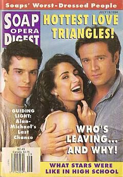 Soap Opera Digest - July 19, 1994