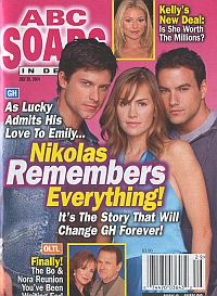 ABC Soaps In Depth July 20, 2004
