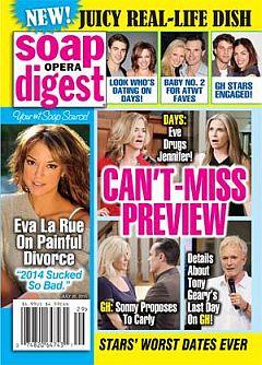 Soap Opera Digest July 20, 2015
