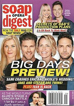 Soap Opera Digest July 20, 2020