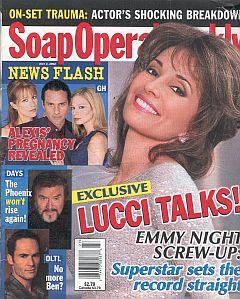 Soap Opera Weekly July 2, 2002