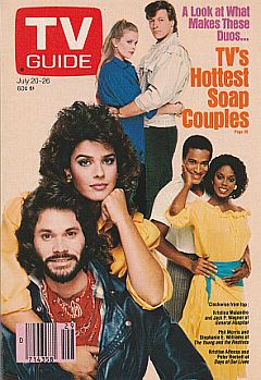 TV Guide July 20, 1985
