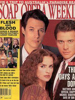 Soap Opera Weekly July 20, 1993