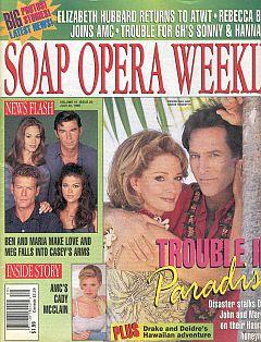 Soap Opera Weekly July 20, 1999