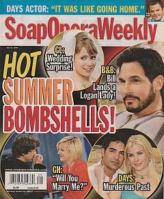 Soap Opera Weekly July 21, 2009