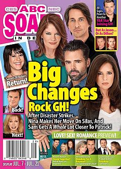 ABC Soaps In Depth July 21, 2014