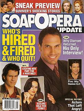 Soap Opera Update July 21, 1998