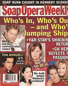 Soap Opera Weekly July 22, 2003