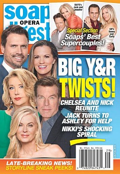 Soap Opera Digest - July 22, 2019