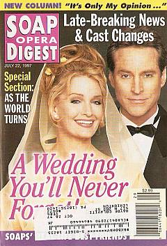 Soap Opera Digest - July 22, 1997