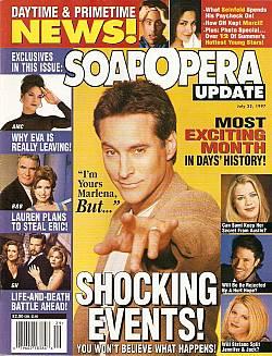 Soap Opera Update July 22, 1997