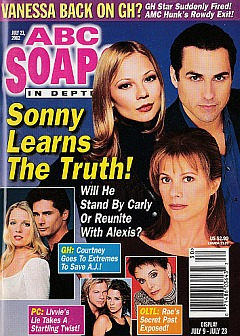 ABC Soaps In Depth July 23, 2002