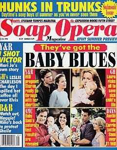 Soap Opera Magazine July 23, 1996