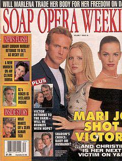 Soap Opera Weekly July 23, 1996