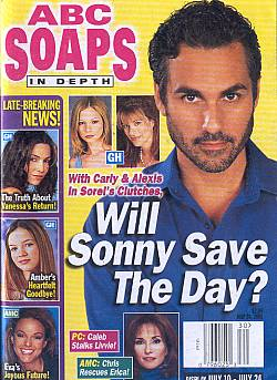 ABC Soaps In Depth July 24, 2001