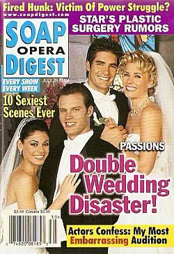 Soap Opera Digest July 24, 2001