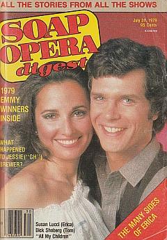 Soap Opera Digest July 24, 1979