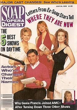 Soap Opera Digest July 24, 1990