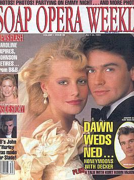 Soap Opera Weekly - July 24, 1990