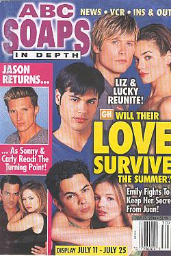 ABC Soaps In Depth July 25, 2000