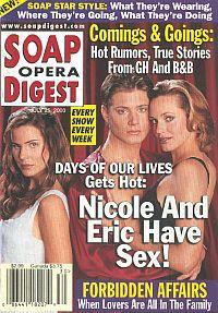 Soap Opera Digest - July 25, 2000