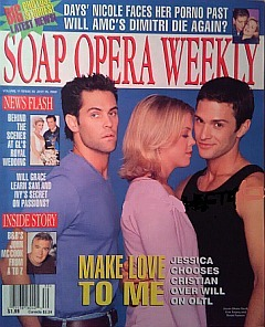 Soap Opera Weekly July 25, 2000