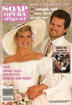 Soap Opera Digest July 25, 1989