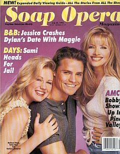 Soap Opera Magazine July 25, 1995