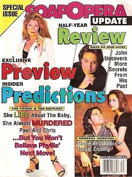 Soap Opera Update July 25, 1995