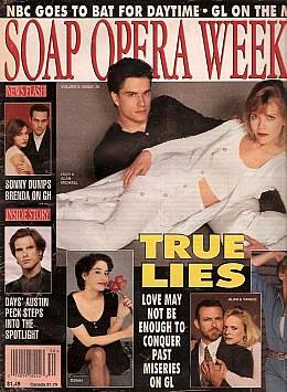 Soap Opera Weekly July 25, 1995