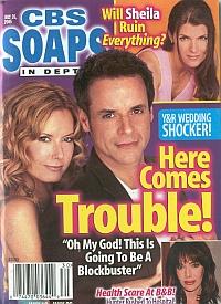 CBS Soaps In Depth July 26, 2005