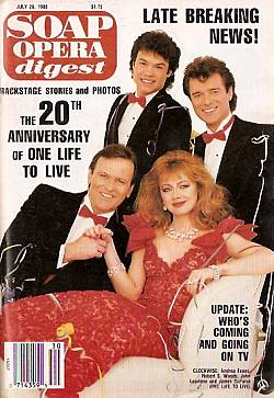 Soap Opera Digest July 26, 1988