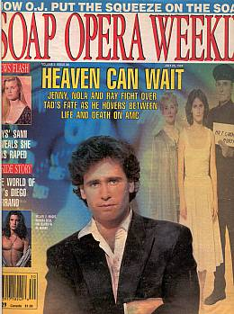 Soap Opera Weekly July 26, 1994